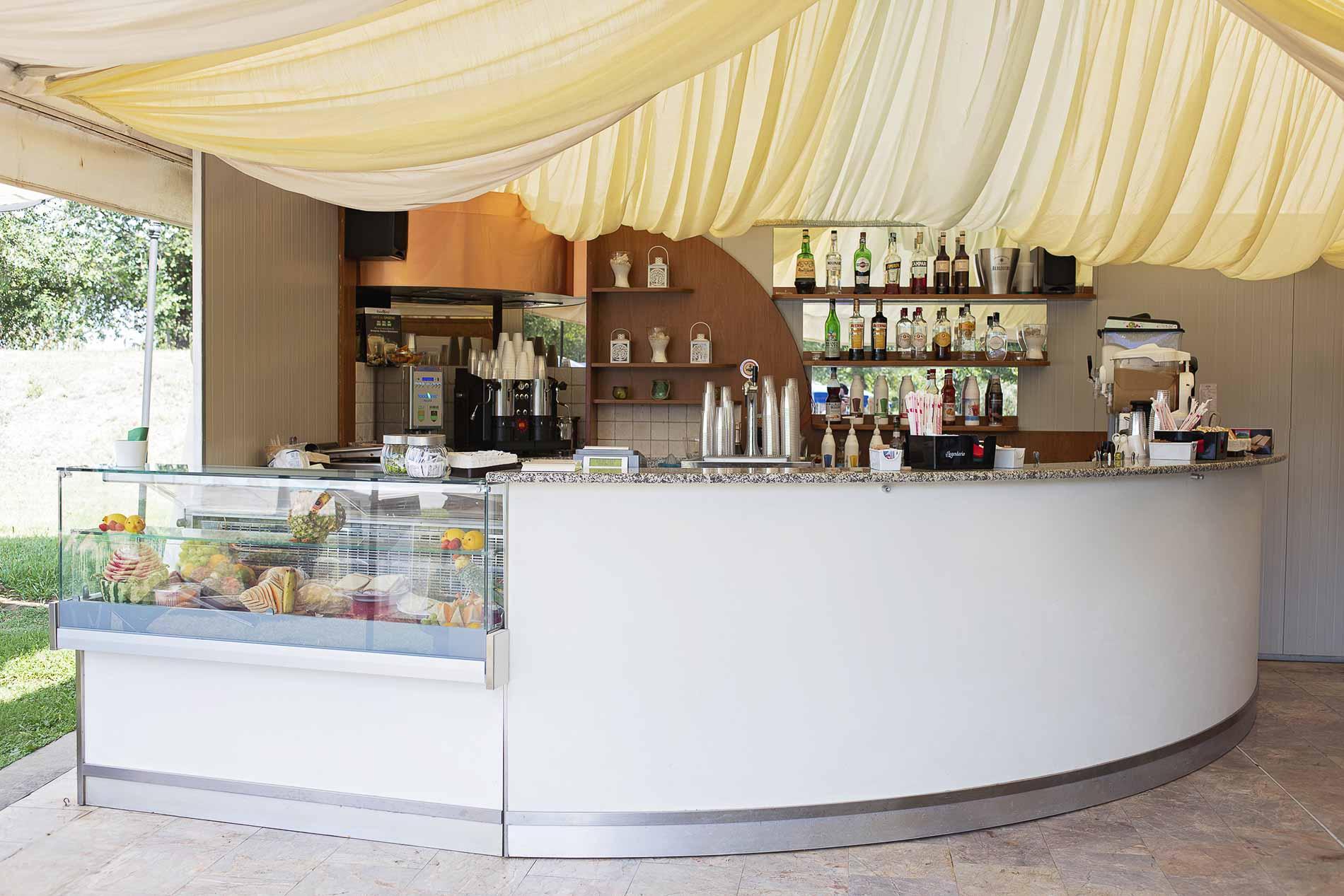 """""""Gli Ulivi"""" bar"""